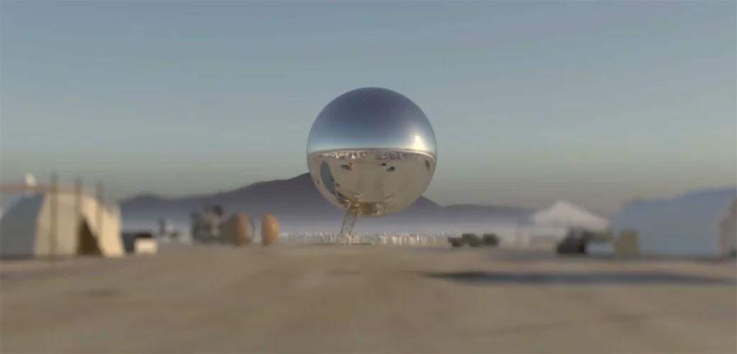 Sprema se neviđena instalacija za Burning Man