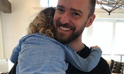 Justin Timberlake i Jessica Biel u romatičnom zagrljaju  %Post Title