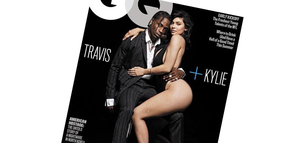 Kylie Jenner i Travis Scott prvi put zajedno na fotkama