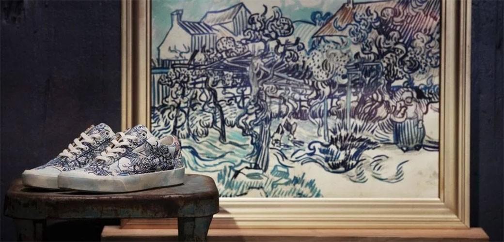 Vans inspirisan Van Goghom