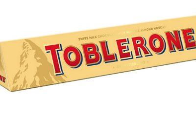 Toblerone vraća stari oblik i težinu  %Post Title