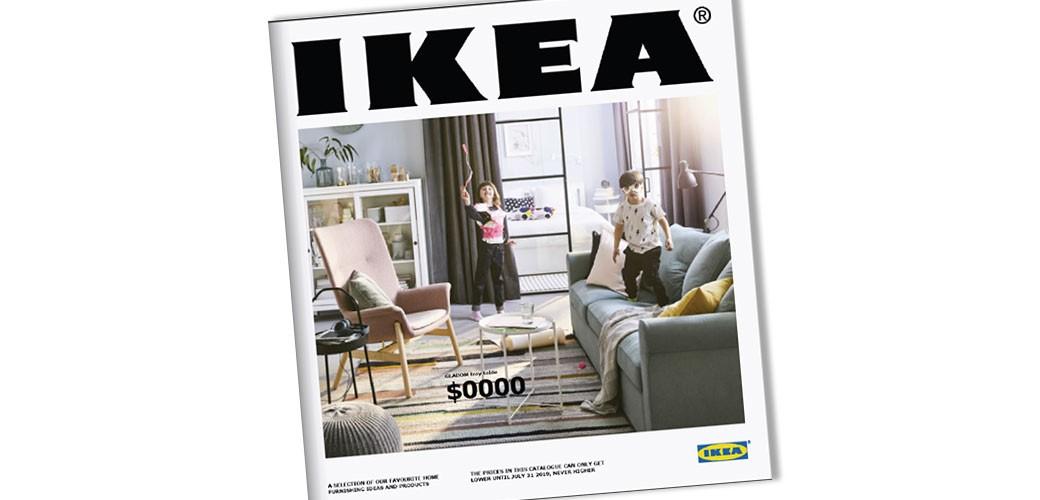 Zavirite prvi u IKEA 2019 katalog