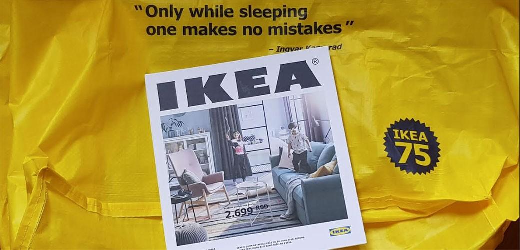 Stigao novi IKEA katalog za Srbiju
