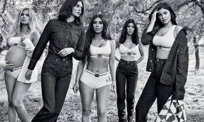 Sestre Kardashian za Calvin Klein  %Post Title