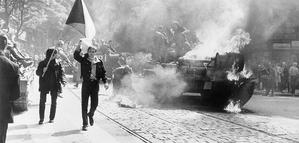 Pre tačno 50 godina Rusi su tenkovima ušli u Prag