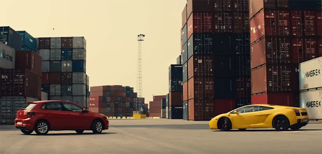 Ovaj Polo je brži od Lamborghinija