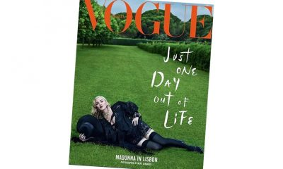Madonna pozirala za italijanski Vogue  %Post Title