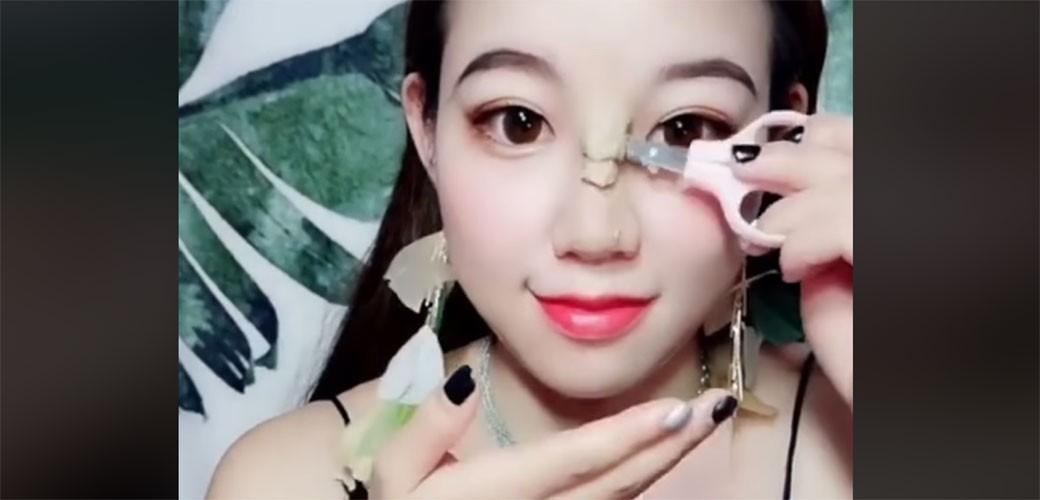 Šok: Kineskinja pokazala moć šminke