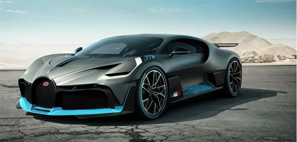 Bugatti Divo košta 5 milona dolara