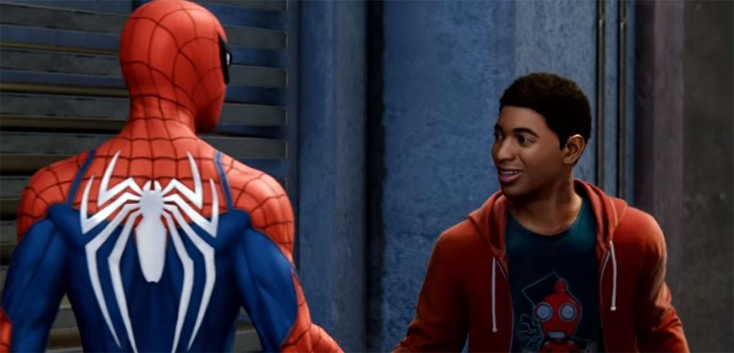 Trailer za igru Spider-Man