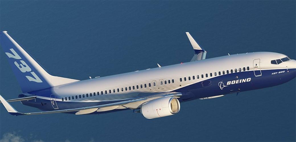 Boeing izbacuje pilota iz kabine