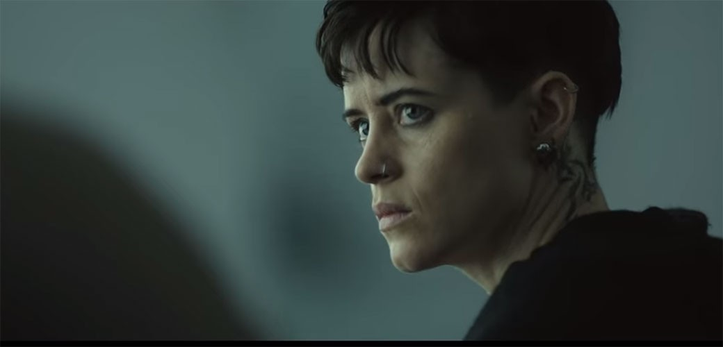 Novi trailer za The Girl In The Spider's Web