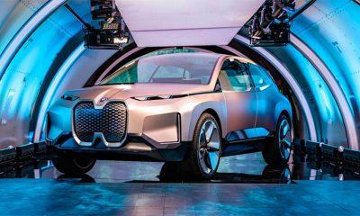 BMW novi iNext koncept električnog vozila  %Post Title