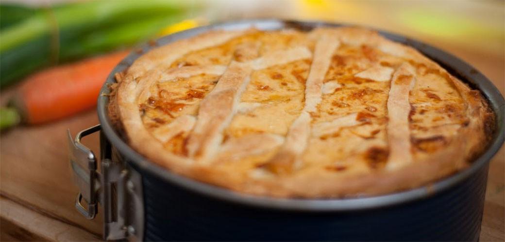 Švedska pita od jabuka