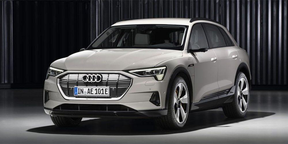 Prvi Audi električni SUV  %Post Title