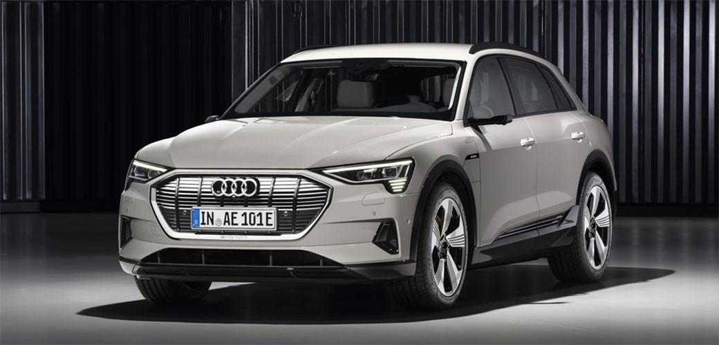 Prvi Audi električni SUV