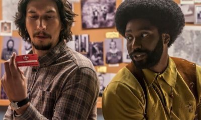 BLACKKKLANSMAN  %Post Title