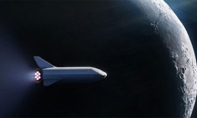 SpaceX šalje Japanca na TAMNU stranu Meseca  %Post Title