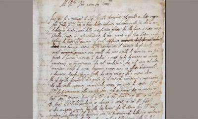 Veliko otkriće: Pronađeno Galilejevo pismo  %Post Title