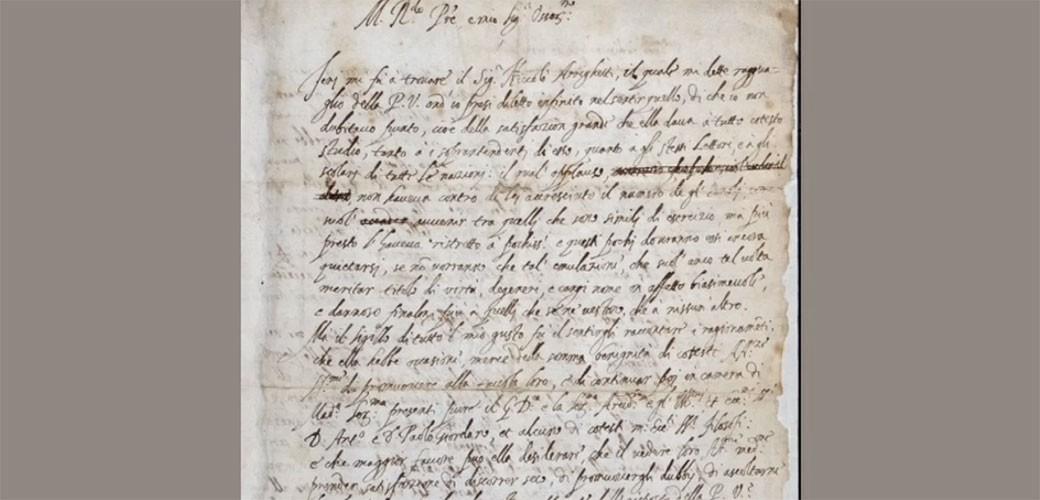 Veliko otkriće: Pronađeno Galilejevo pismo