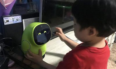 Roboti sada čuvaju decu u Kini  %Post Title
