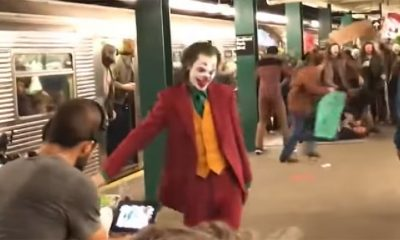Joaquin Phoenix je Joker  %Post Title