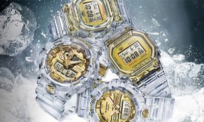 Casio sada ima i providne G-SHOCK satove  %Post Title