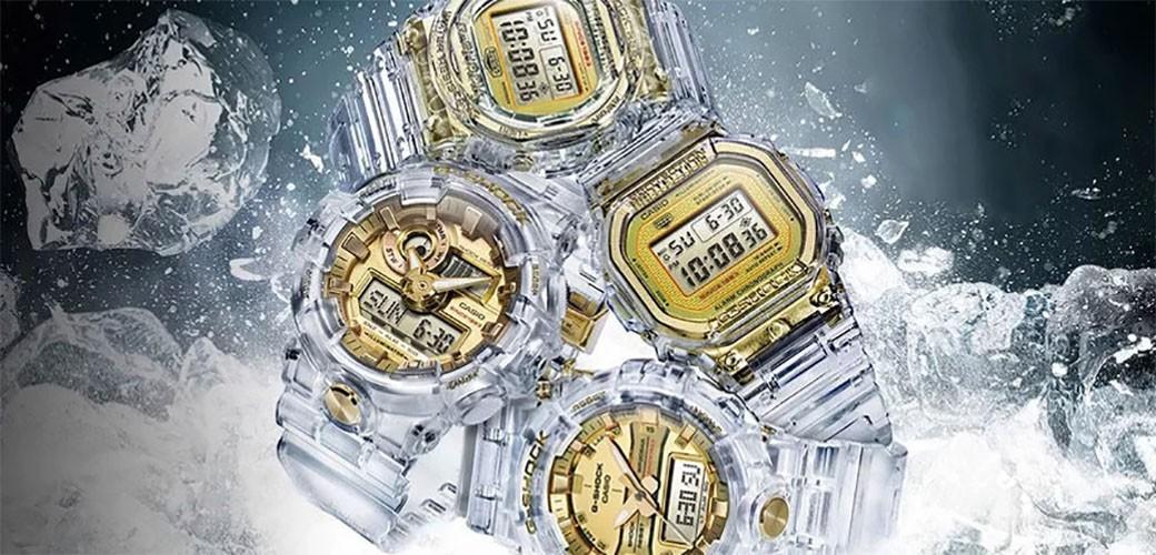 Casio sada ima i providne G-SHOCK satove