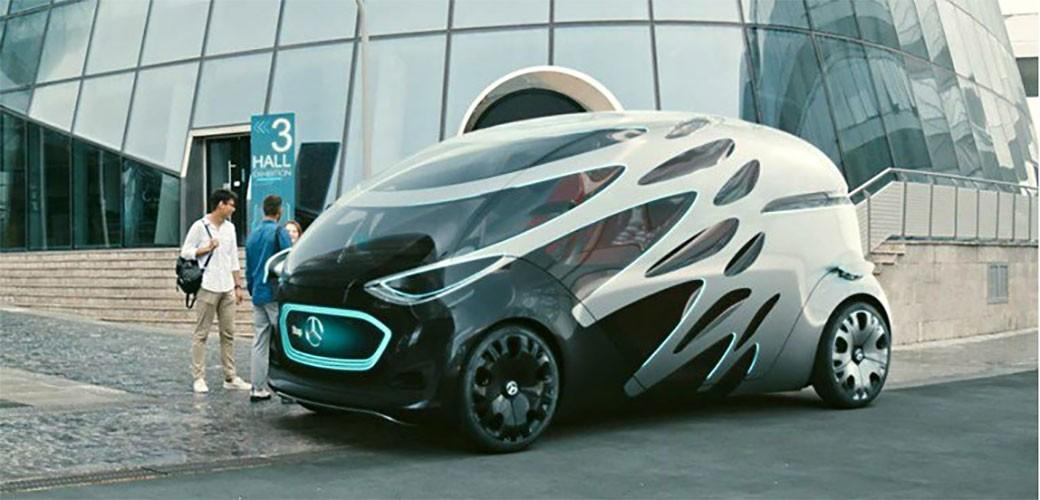 Mercedes predstavio vozilo budućnosti