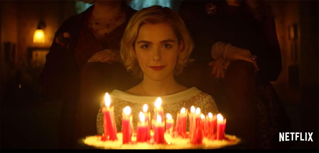 Veštica Sabrina se vraća na Netflix