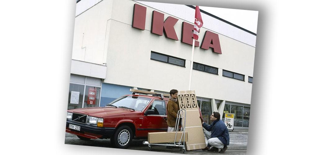 Kada ste prvi put bili u IKEA?