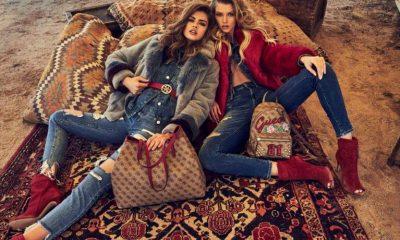 Guess obuća i aksesoari za jesen-zimu 2018