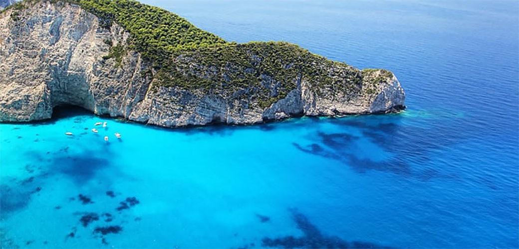 Pronađeno groblje brodova u Egejskom moru