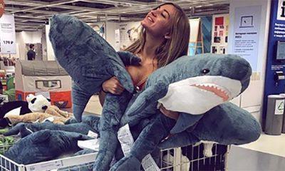 IKEA ajkula je novi internet hit