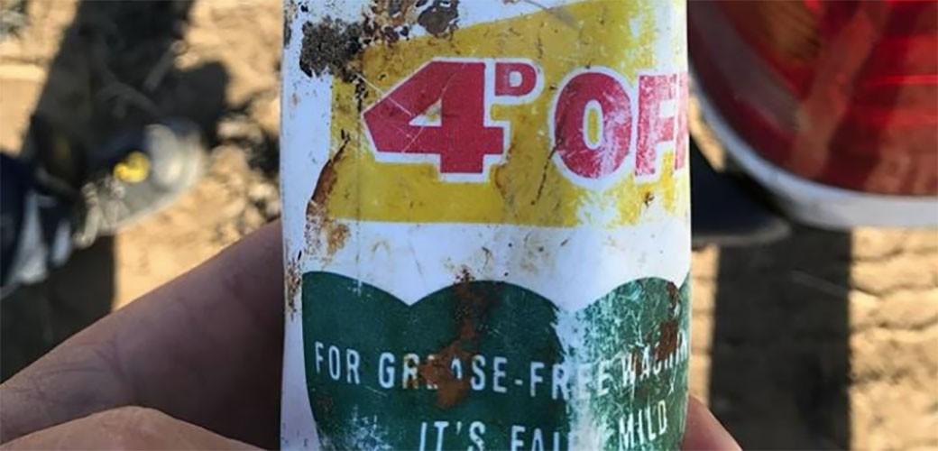 Ovo je plastična boca stara 50 godina