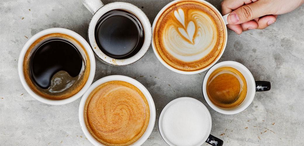 Kafa je odlična pre treninga