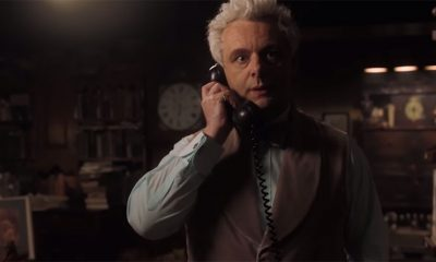 Prvi trailer za seriju Good Omens  %Post Title