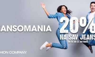 Vikend Jeansomania u Srbiji