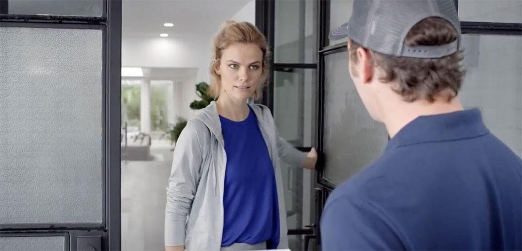 Vrlo seksi reklama