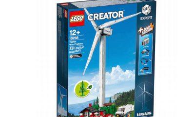LEGO ima prvu vetrenjaču