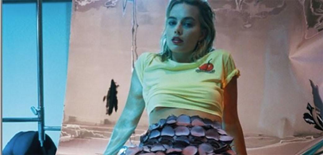 Margot Robbie igra Barbie?