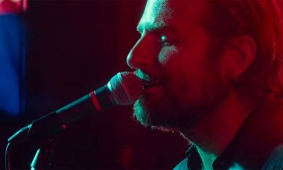 Bradley Cooper na Billboard Hot 100 listi