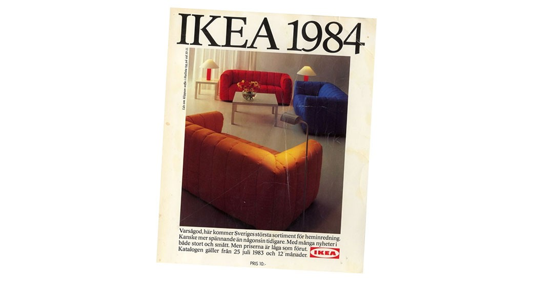 IKEA vas vraća u osamdesete