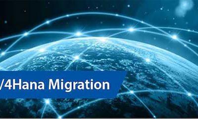 SAP MOVE – migracija na S/4HANA platformu