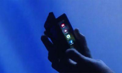 REVOLUCIJA: Samsung ima telefon sa savitljivim ekranom