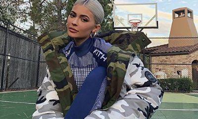 Kylie Jenner porodično