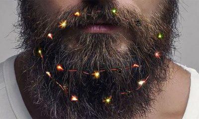 Sada postoje novogodišnje lampice za bradu