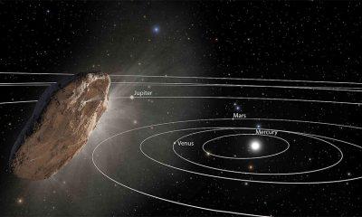 Misteriozni objekat možda jeste vanzemaljski brod