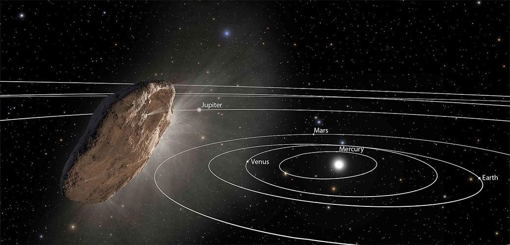 Asteroid koji je uzbunio naučnu javnost