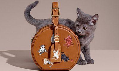 Louis Vuitton ima mačkarsku kolekciju